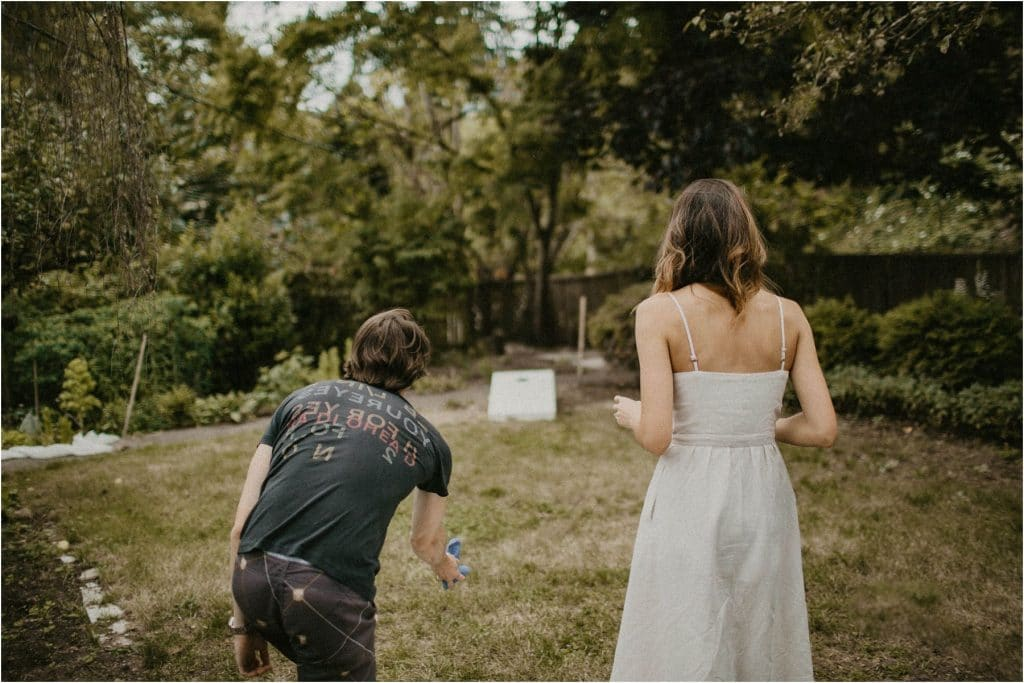 social distancing engagement session